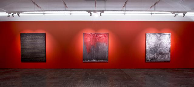 , 'Umlibo I - III (Triptych),' 2018, SMAC