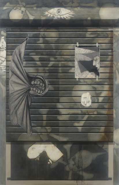 , 'Camouflage,' 2018, Chemould Prescott Road