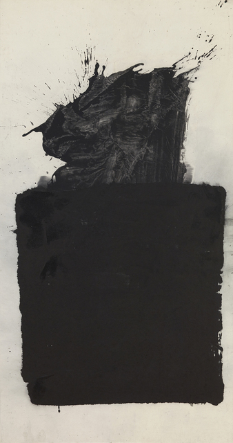 , 'Untitled,' 1987, Ink Studio