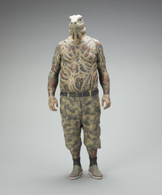 , 'Under the Skin,' 2011, Hieronymus