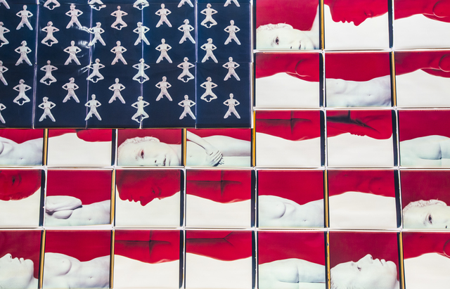 , 'Lady Liberty,' 2016, Wallplay