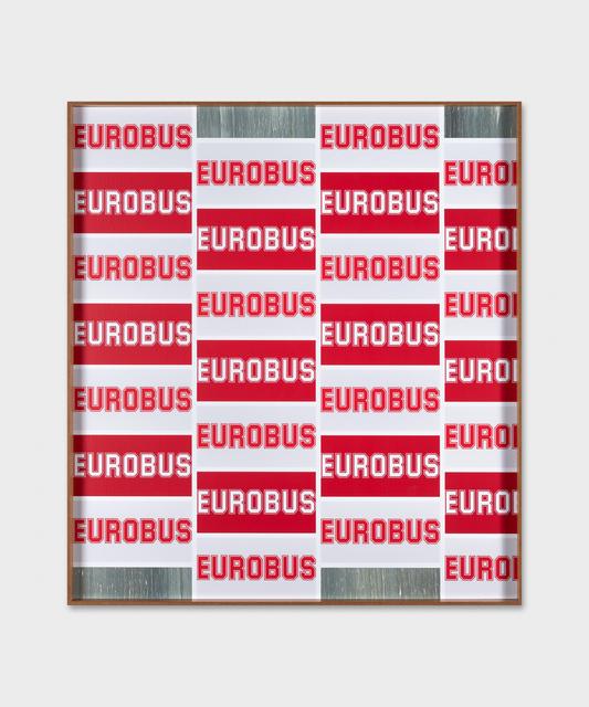 Valentin Carron, 'Eurobus', 2019, 303 Gallery