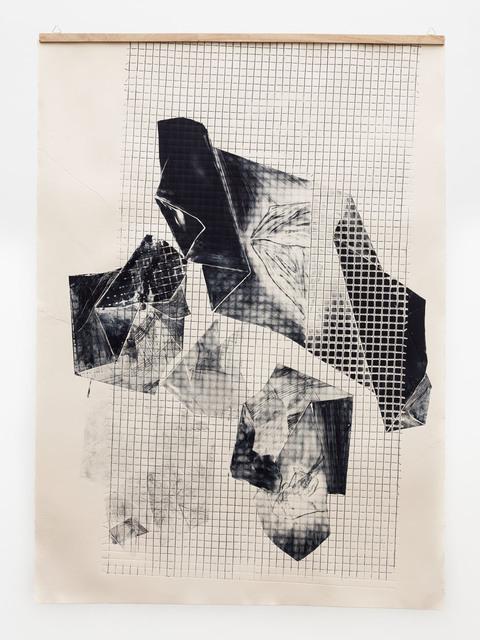 , 'Sin Titulo (serie oficio divino) ,' 2016, Ruby