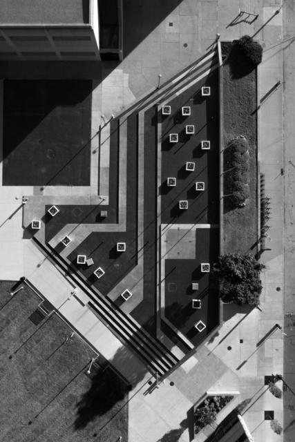 , 'Campus area, Wayne County Community College,' 2017, M Contemporary Art