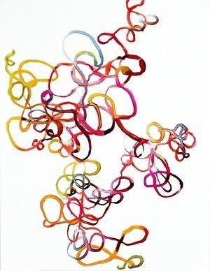 , 'String Theory 5,' 2016, Imlay Gallery