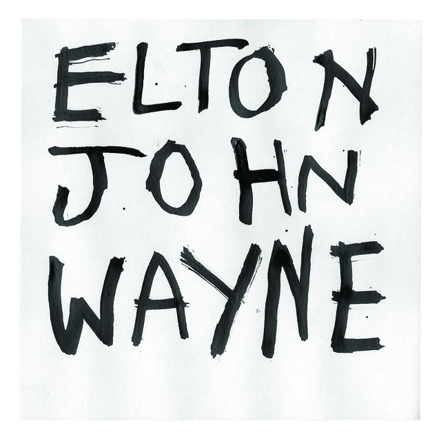 , 'Elton John,' 2017, Subliminal Projects