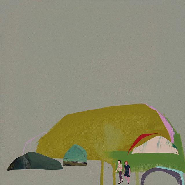 , 'Decrescendo,' 2016, Hashimoto Contemporary