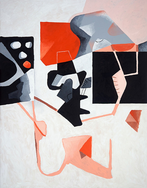, 'Escarlate,' 2013, Galeria Pilar