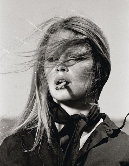 , 'Brigitte Bardot, Cigar,' 1971, Holden Luntz Gallery