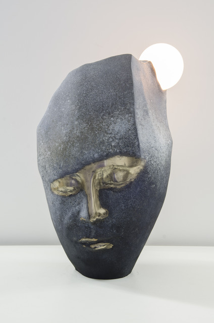 , 'Face, Rock, Moon,' 2013, Highlight Gallery