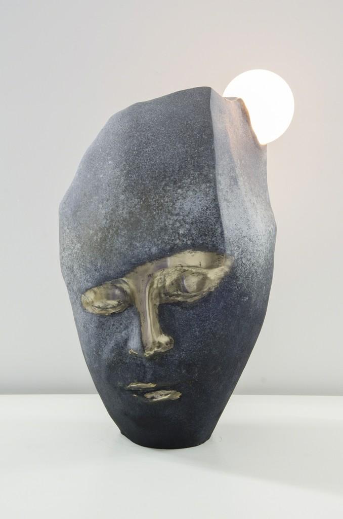 Håvard Homstvedt, 'Face, Rock, Moon,' 2013, Highlight Gallery