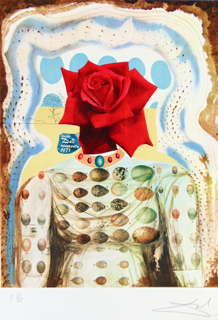, 'Memories of Surrealism,' 1971, Gilden's Art Gallery