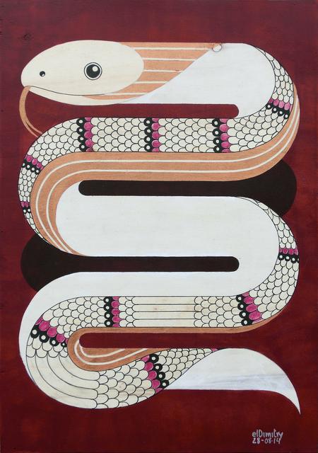 , 'Serpiente,' 2015, Fousion Gallery