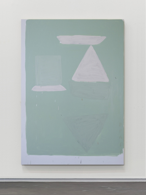 , 'Over Easy Two,' 2018, Galeria Carles Taché