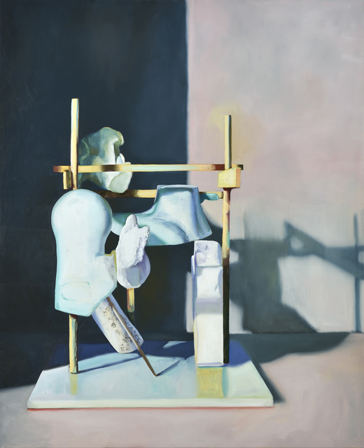 Maude Maris, 'Scaffolding', 2017, Galerie Slika