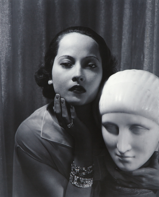 Edward Steichen, 'Merle Oberon', 1935/1986, Heather James Fine Art