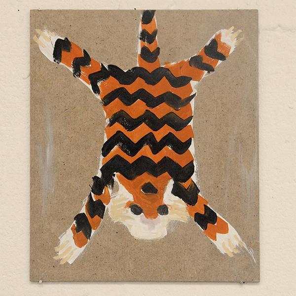 , 'Tijger Tapijt,' 2017, Galerie Bart