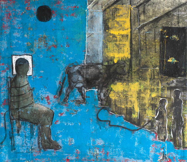 , 'Musuvei Wa Ng'ombe Ndevo (The Caretaker of the Cow is no More) ,' 2017, EBONY/CURATED