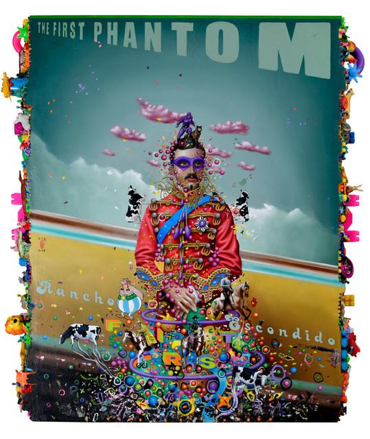 , 'First Phantom,' 2018, N2 Galería