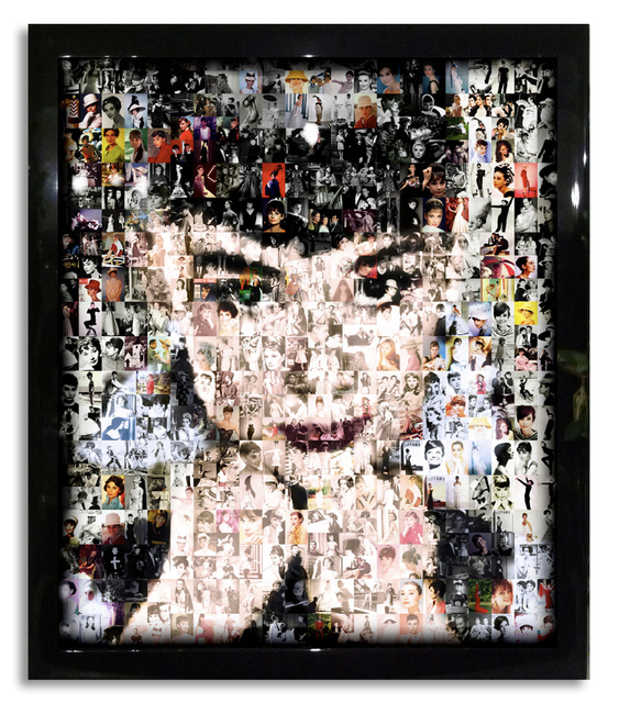 , 'Icon Series - Audrey ,' 2012, The McLoughlin Gallery