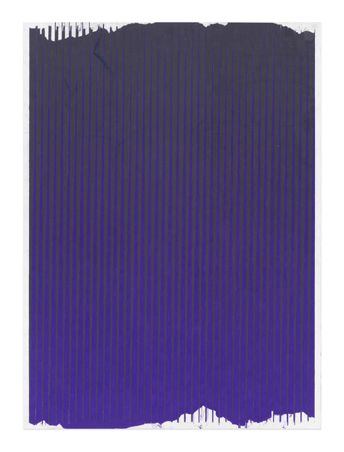 , 'Lonely Planet (Warm Grey / Purple),' 2016-2017, Gavlak