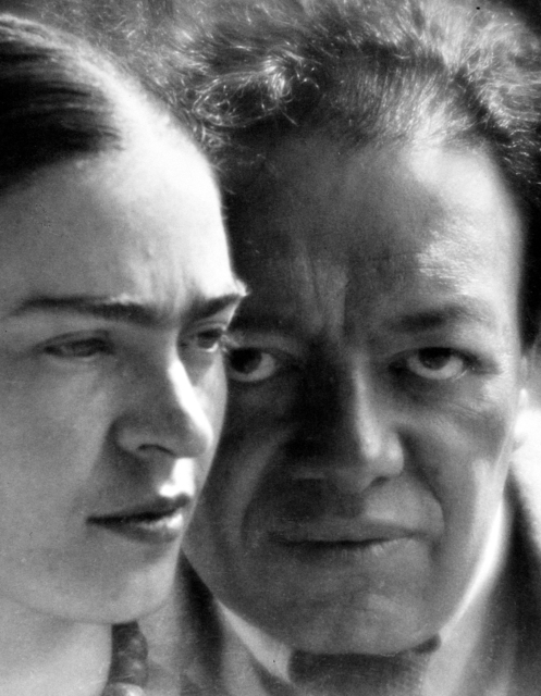 Martin Munkácsi, 'Frida Kahlo and Diego Rivera, Mexico', 1934, Howard Greenberg Gallery