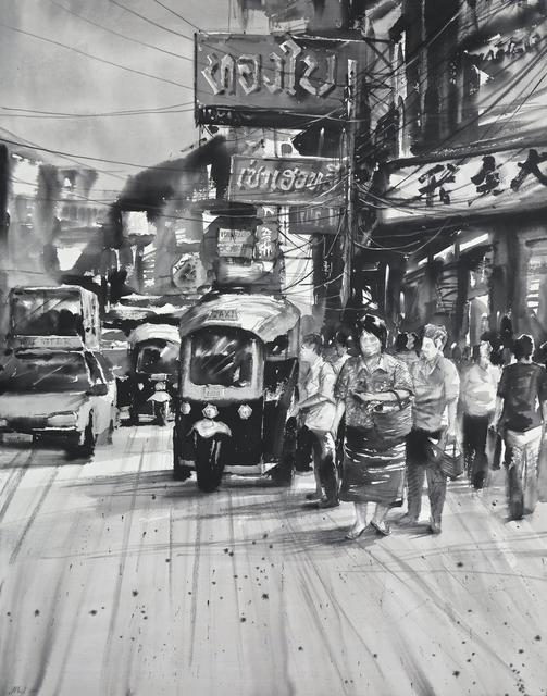 Attasit Pokpong, 'Streets of Bangkok', 2005, MLA Gallery