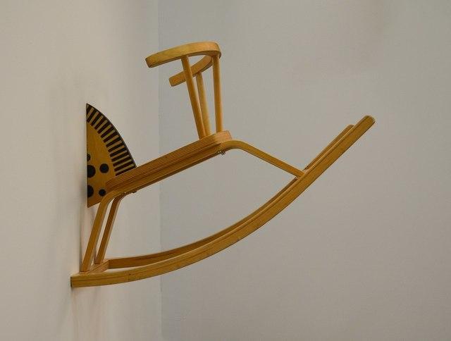 , 'Rocking horse,' 2016, Anna Laudel