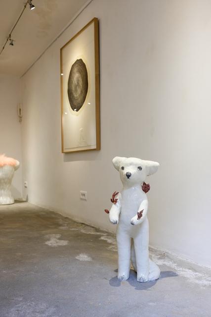 , 'Little fox,' 2018, Antonine Catzéflis