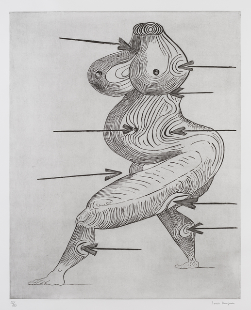 , 'Sainte Sébastienne,' 1992, Ingleby Gallery