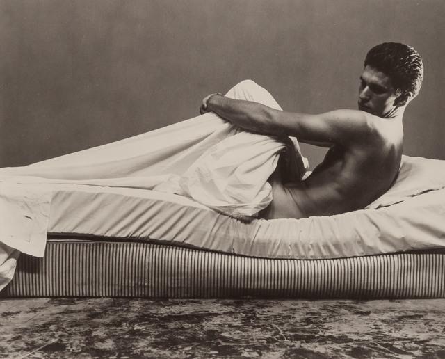 George Platt Lynes, 'Two images of Jack Fontan, Laguna, California', 1950s, Doyle