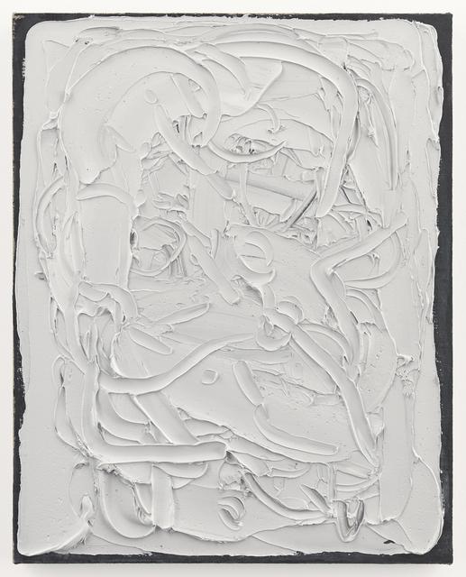 , 'Black Edge II,' 2016, Miles McEnery Gallery