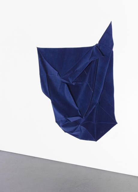 , 'Absorb-Fold-Collapse,' 2016, Alfa Gallery