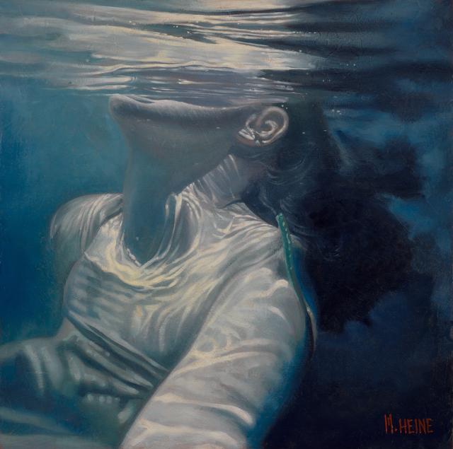 Mark Heine, 'Breath Study', 2018, Abend Gallery