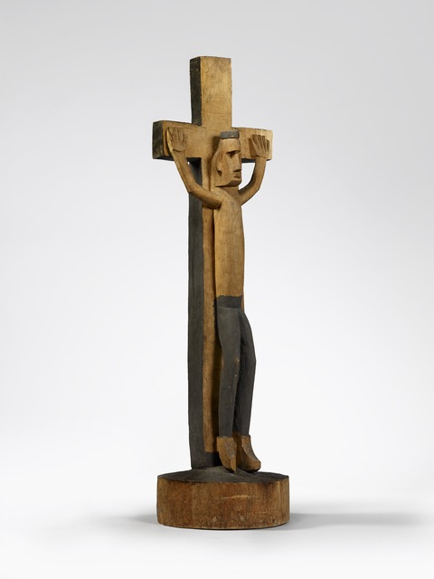 , 'Sculpture anthropomorphe (Anthropomorphic sculpture),' , Musée du quai Branly