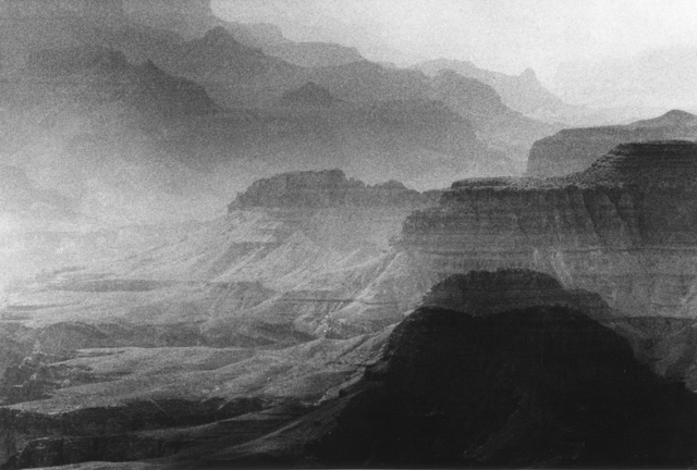 , 'Grand Canyon, Arizona, #2,' 2015, Galerie Thierry Bigaignon