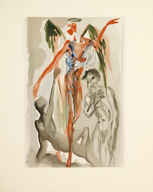 Salvador Dalí, 'Purgatory Canto 31 (The Divine Comedy)', 1959-1964, Martin Lawrence Galleries