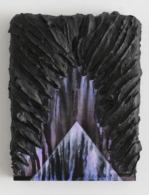 , 'Indigo Erosion,' 2018, Craig Krull Gallery