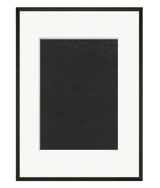 Marlène Huissoud, 'La Petite Mort n°2', 2018, Drawing, Collage or other Work on Paper, Ink on paper, Spazio Nobile