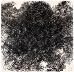 , 'Untitled (Hair),' 1990, Universal Limited Art Editions