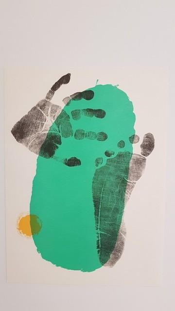 Joan Miró, 'Composition', 1956, Cerbera Gallery