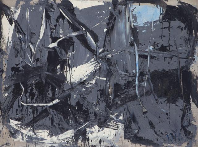 , 'Deshengmen  (Preparatory Painting) ,' 1989, Boers-Li Gallery