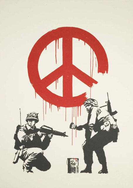Banksy, 'CND Soldiers', 2005, End to End Gallery