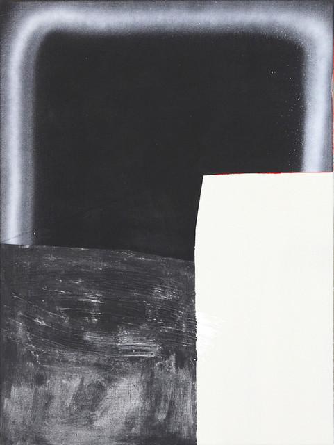 , 'Elevator Hum,' 2017, The Painting Center