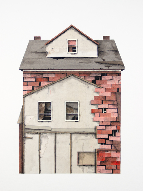 , 'House Portrait Series XVII,' 2019, Paradigm Gallery + Studio