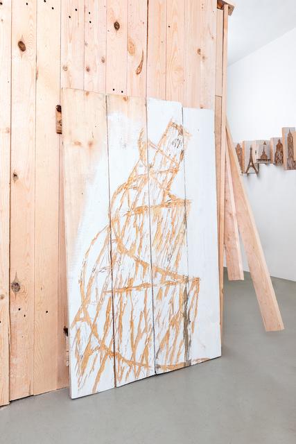 , 'WOODEN DESIGN: TOWER 2,' 2019, Anna Nova Gallery