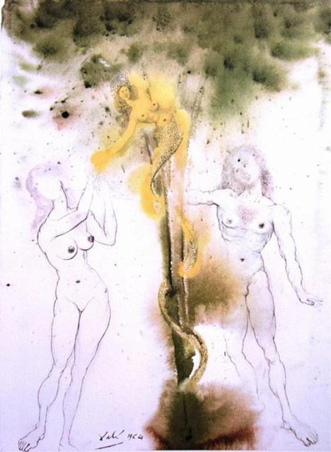 Salvador Dalí, 'Original Sin', 1967, Baterbys