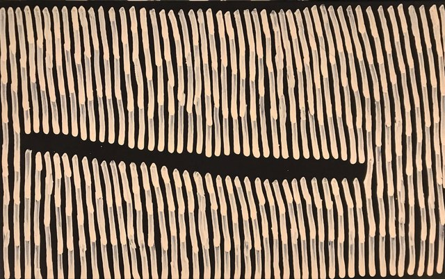 Ronnie Tjampitjinpa, 'Fire', Wentworth Galleries