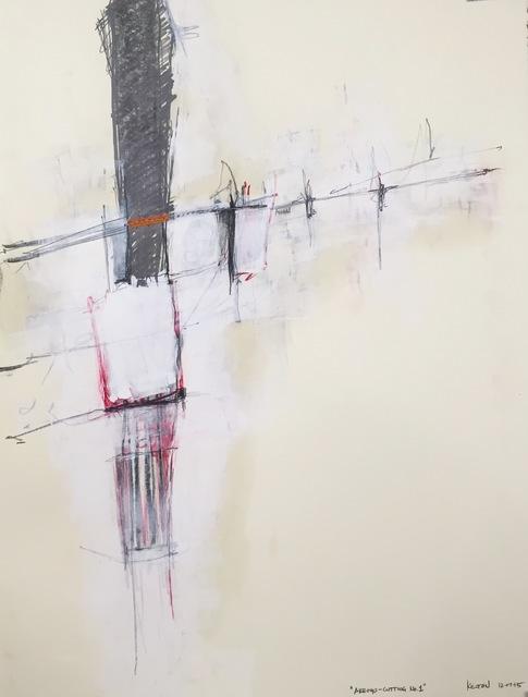 Kelton Osborn, 'Arroyo Cutting I', 2015, Michael Warren Contemporary