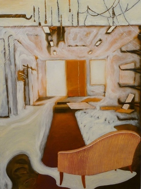 , 'Setting,' 2015, Galleri Flach